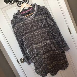 Simply Vera Fleece Sleep Gown